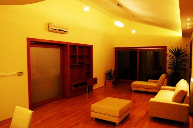 lakás belsőépítészete, nappali kialakítása