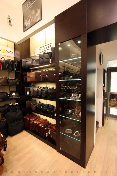 Reálszisztéma Menedzser Shop belsőépítészete 6