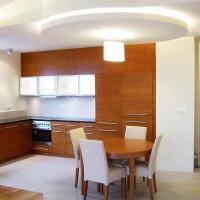 lakás belsőépítészete, egyedi konyhabútor