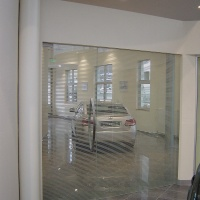 Lexus Buda autószalon belsőépítészete 12
