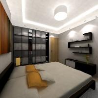 Magánlakás belsőépítészeti látványterve 10