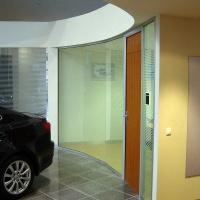 Lexus Buda autószalon belsőépítészete 14