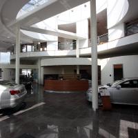 Lexus Buda autószalon belsőépítészete 58