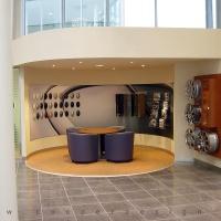 Lexus Buda autószalon belsőépítészete 48