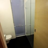 garzonlakás belsőépítészete, fürdőszoba 2