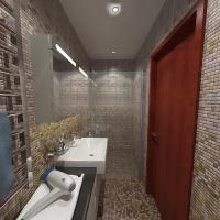 Magánlakás belsőépítészeti látványterv 1