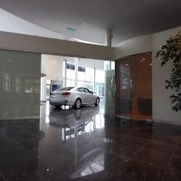 Lexus Buda autószalon belsőépítészete 34