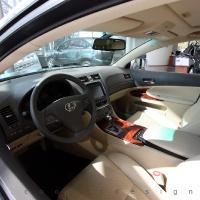 Lexus Buda autószalon belsőépítészete 66
