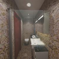 Magánlakás belsőépítészeti látványterv 8