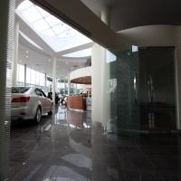 Lexus Buda autószalon belsőépítészete 30