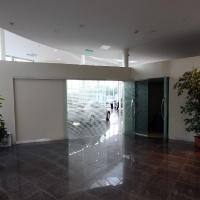 Lexus Buda autószalon belsőépítészete 49