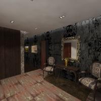 Magánlakás belsőépítészeti látványterve 4