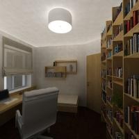 Magánlakás belsőépítészeti látványterve 1