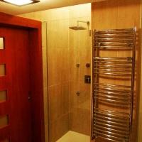 fürdőszoba belsőépítészete, zuhanyfülke