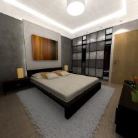 Magánlakás belsőépítészeti látványterve 5